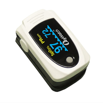 パルスオキシメーター オキシウォッチ 3343321血中酸素飽和度 体内の酸素濃度 測定 計測