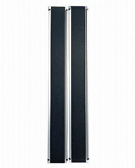 ワイドアルミスロープ EW240長さ240cm(2本1セット)※メーカーからの直送の為宅配便限定でのお届け(代引・同梱不可)【05P05Dec15】