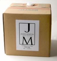 【送料無料】JM ジェームズマーティン フレッシュサニタイザー 20L 詰め替え式 1箱 キュービテナー 食中毒 ウィルス 殺菌 除菌≪検索用≫【05P05Dec15】