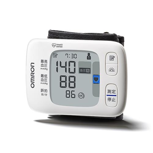 血圧計 手首 オムロン 自動血圧計 HEM-6230 (手首式)