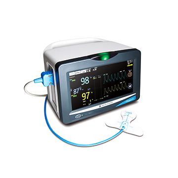 【送料無料】SpO2 パルスオキシメーター 一式 olv-4201 血中酸素飽和度 体内の酸素濃度 パルスオキシメーター 据え置き型 アラーム付き