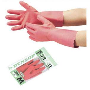【業務用】天然ゴム中厚手 10双X10袋【食品衛生法適合】【使い捨て手袋】【グローブ】【ラテックス手袋】