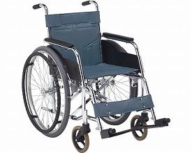 松永製作所 スチール製自走式車椅子 DM-81 B-16*非課税※代引不可※メーカーからの直送配送です≪検索用≫【05P05Dec15】