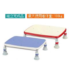 """安寿 ステンレス製浴槽台R""""あしぴた""""標準 すべり止めシートタイプ12-15(高さ12~15cm)"""