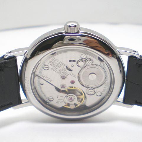 Orient star dynamic hand wound mechanical watches men's WZ0021EH