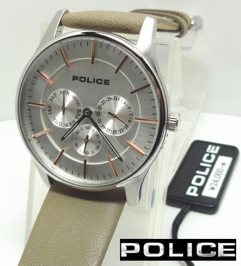 正規品【あす楽対応】POLICE ポリスCOURTESY コーテシー メンズ 14701JS-04