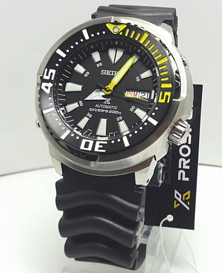 SEIKO潜水员200m PROSPEX自动TUNA MARINE MASTER SRP639K1