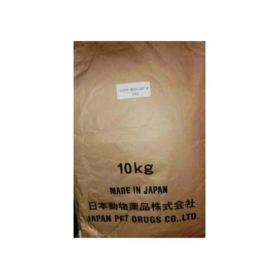 日本動物薬品 スーパーメディカープ 幼鯉用 M 浮 10kg×2袋 【送料無料 北海道 沖縄 別途2160円 東北324円】【ncd_tk】