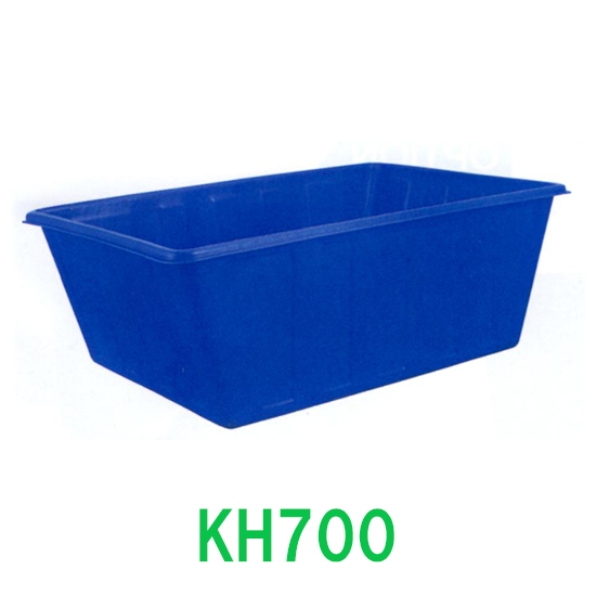 カイスイマレン 角型槽 KH700 【個人宅への配送不可 代引不可 同梱不可 送料別途見積】【♭】