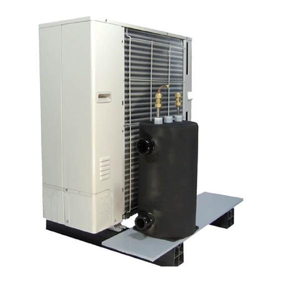 冷却水量6000Lまで ゼンスイ ZCW-2000三相200V 大型循環式クーラー【代引不可 同梱不可 送料無料 北海道・沖縄・離島別途見積】【♭】