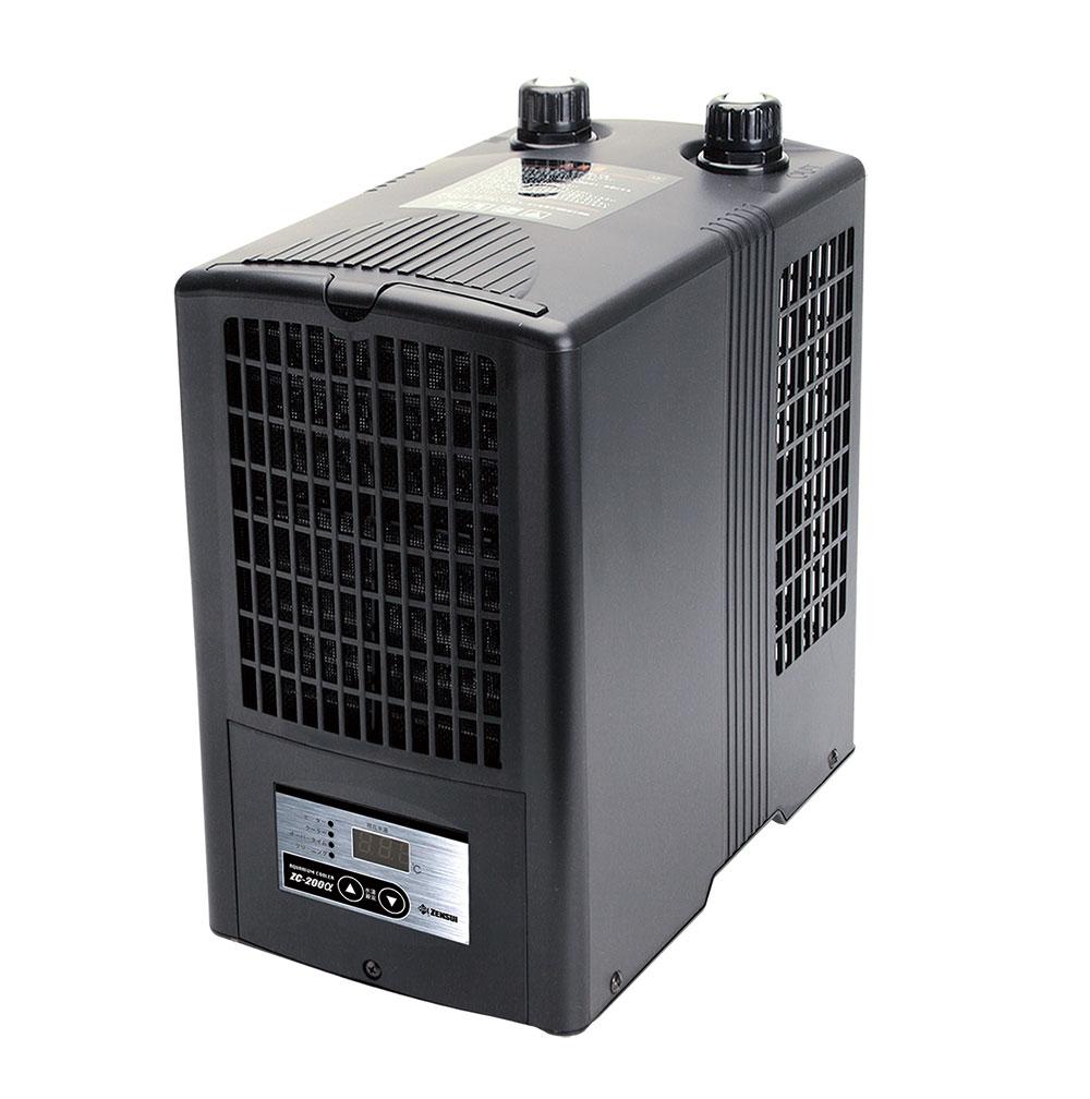 ☆冷却水量200Lまでゼンスイ ZC-200α小型循環式クーラー【送料無料】【♭】
