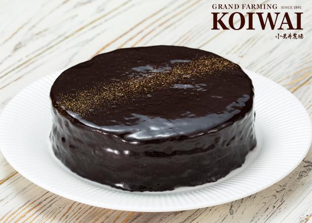 チョコのビター感が味わえる大人向けのケーキ 小岩井農場 送料無料でお届けします 着後レビューで 送料無料 ショコラケーキ5号 スイーツ ギフト