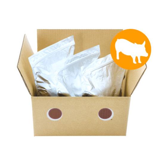 【5日0時~♪店内ポイント最大51倍!5日23時59分まで】ドットわん 豚ごはん 3kg 国産 無添加 送料無料 犬用品/ペットグッズ/ペット用品 BOX受取対象商品