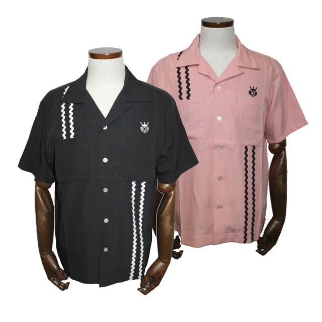 CREAM SODACSテープシャツブラック/ピンククリームソーダ