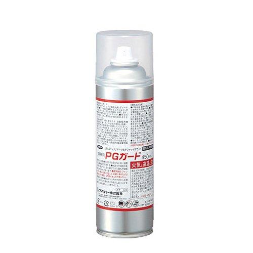 PGガード 450ml×6本セット 窓ガラス用殺虫忌避剤 業務用