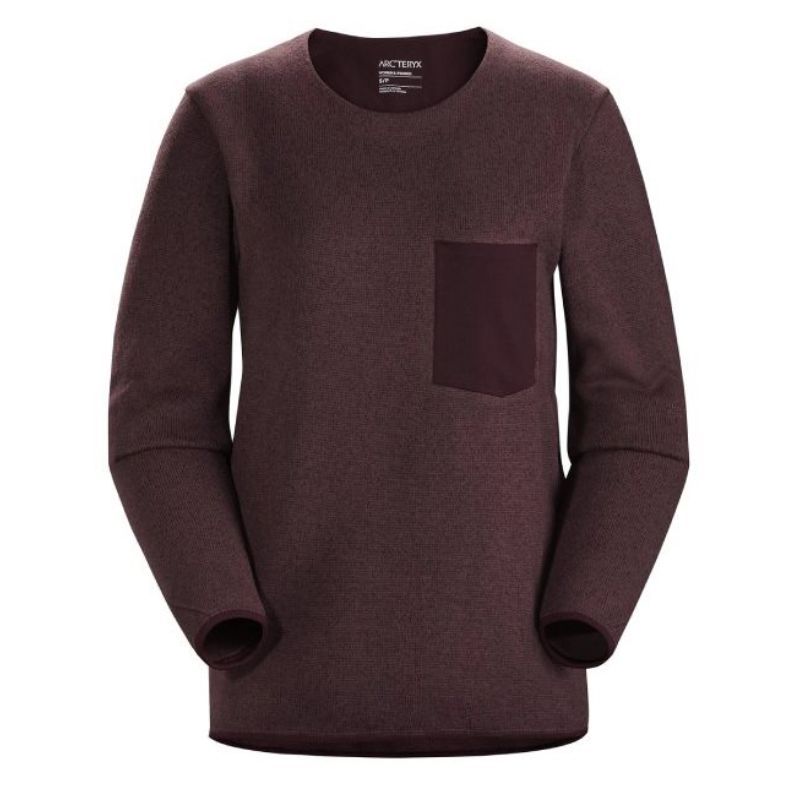 ARC'TERYX ストア アークテリクス NEW コバート セーター ウィメンズ L07701000 FH Womens Sweater 贈答品 Covert