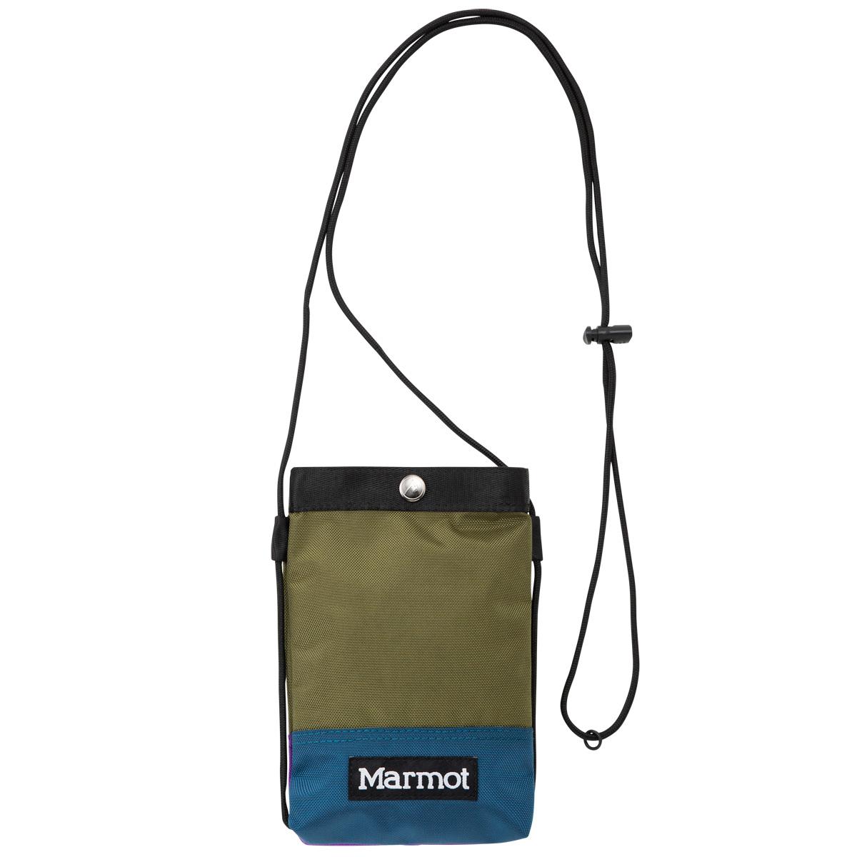 Marmot マーモット NEW ポケットバッグ 店舗 Pocket KH Bag TOASJA16 売り込み