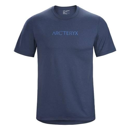 ARC'TERYX 迅速な対応で商品をお届け致します アークテリクス レミージ ワード シャツ メンズ Remige 限定タイムセール SS L07359200 Mens Moon Cobalt 21SS Word