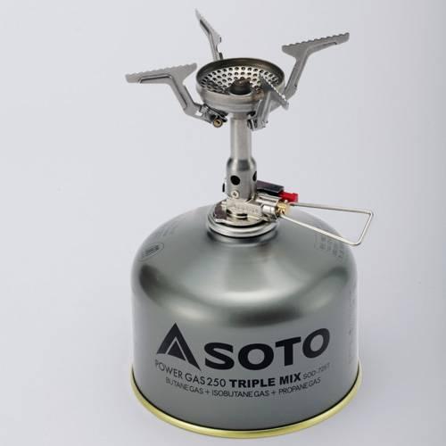 卓越 SOTO ソト 定番から日本未入荷 アミカス SOD-320
