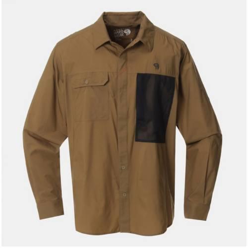 ☆正規品新品未使用品 MOUNTAIN HARD WEAR マウンテンハードウェア クリアランス HARDWEAR Shirt OE1242_253 海外 コアプレシェルシャツ 21SS Kor Preshell