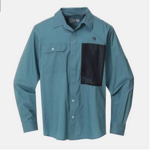 MOUNTAIN HARD WEAR マウンテンハードウェア クリアランス 毎日がバーゲンセール HARDWEAR OE1242_336 Preshell ●スーパーSALE● セール期間限定 Shirt コアプレシェルシャツ Kor 21SS