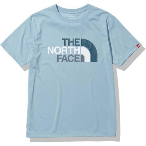 THE NORTH FACE ザ ノースフェイス ショートスリーブカラフルロゴT 新作 大人気 メンズ T SS トルマリンブルー Logo Colorful NT32134_TO セール商品