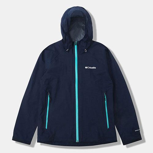 【クーポン500円OFF】コロンビア Columbia ライトクレストジャケット / Collegiate Navy品番:PM3434【送料無料】【2020/5/5 00:00~5/9 19:59】