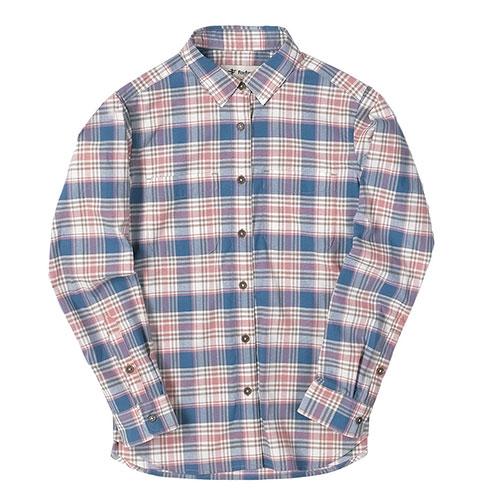 【送料無料】フォックスファイヤー Foxfire Cシールドミックスチェックシャツ ウィメンズ / ピンク品番:8212925【2020/5/6 18:00~5/9 19:59】