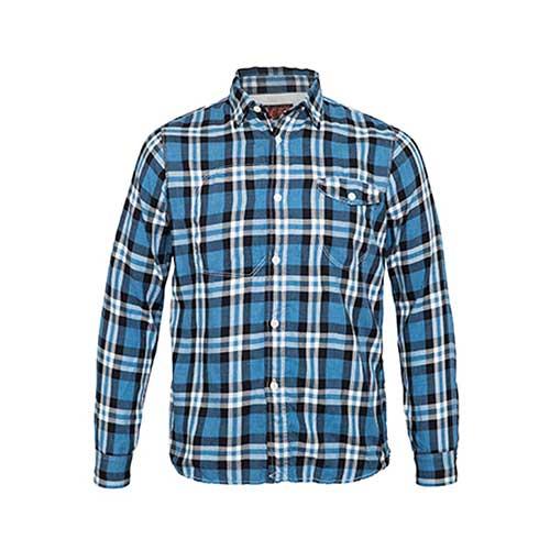Marmot マーモット ブルー ファンネル シャツ IND メンズ MJS-F7601【送料無料】