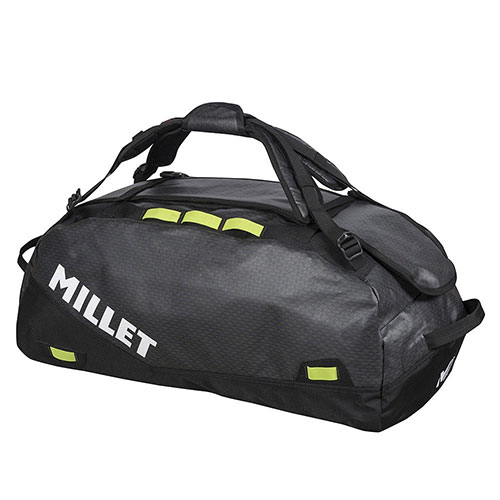 ミレー MILLET ヴェルティゴ ダッフル 60 / BLACK - NOIR 品番:MIS2128【送料無料】
