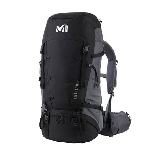 【送料無料】ミレー MILLET サース フェー 40+5 / BLACK - NOIR品番:MIS0638
