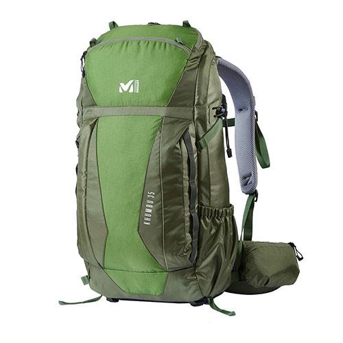 【送料無料】ミレー MILLET クンブ 35 / CACTUS品番:MIS0643