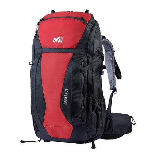【送料無料】ミレー MILLET クンブ 35 / DEEP RED品番:MIS0643