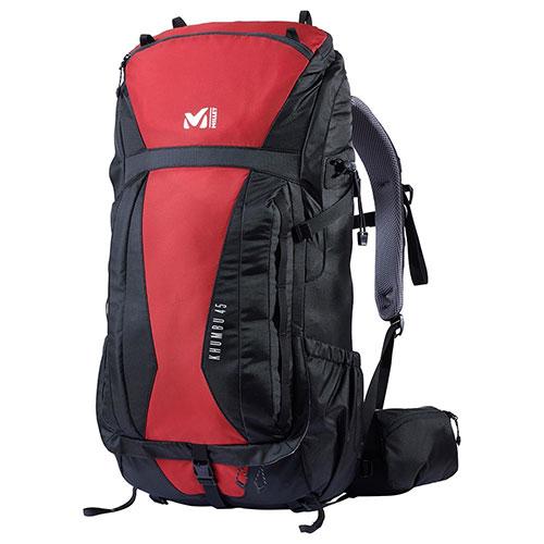 【送料無料】ミレー MILLET クンブ 45 / DEEP RED品番:MIS0642