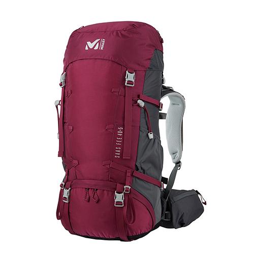 ミレー MILLET ウィメンズ サース フェー 40+5 LD / VELVET RED品番:MIS0639〔20SS〕【送料無料】【2020/5/6 18:00~5/9 19:59】