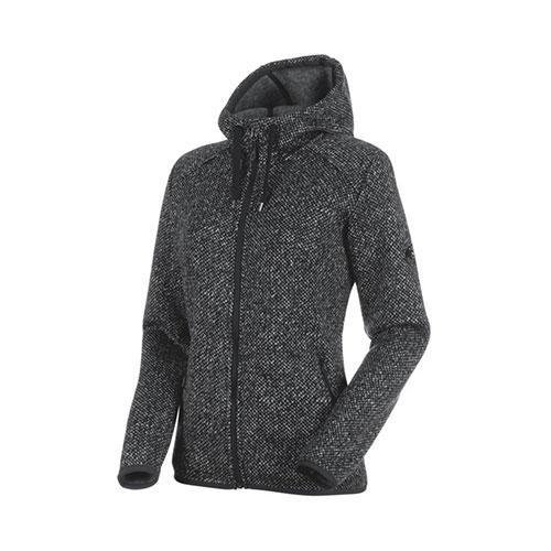 マムート MAMMUT Chamuera ML Hooded Jacket Women / phantom品番:1014-24971【送料無料】