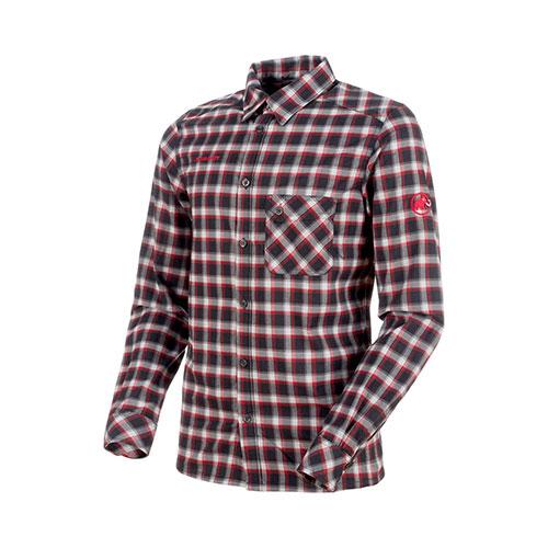 【1000円OFFクーポン】マムート MAMMUT Belluno Tour Longsleeve Shirt Men phantom-magma 品番:1030-02600【送料無料】 cpmmt outlet【2019/10/4 20:00~10/14 9:59】