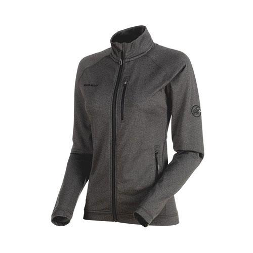 【クーポン】マムート MAMMUT EXCURSION Jacket Women / black melang 品番:1014-00550【送料無料】【2019/04/09 20:00~04/16 01:59】