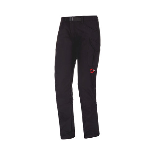 【1000円OFFクーポン】【送料無料】マムート MAMMUT TRANSPORTER Cargo 3/4 2in1 Pants Women / black品番:1022-00320【2019/10/4 20:00~10/14 9:59】