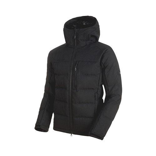 【クーポン】マムート MAMMUT SERAC IN Hooded Jacket Men / black 品番:1013-00680【送料無料】【2019/04/09 20:00~04/16 01:59】