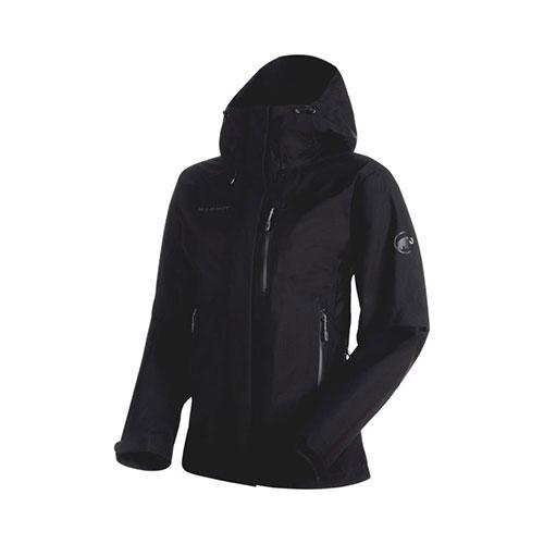 【クーポン】マムート MAMMUT Ayako Pro HS Hooded Jacket Women / black 品番:1010-26750【送料無料】【2019/04/26 10:00~04/30 23:59】