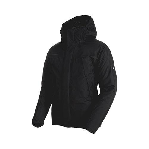 【クーポン400円OFF】マムート MAMMUT Crater SO Thermo Hooded Jacket Men / black品番:1011-00450【送料無料】【ワンダフルデイ 2019/03/01 00:00~23:59】