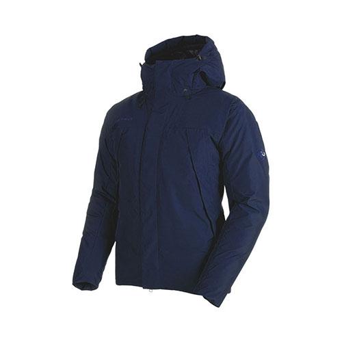 【クーポン】マムート MAMMUT Crater SO Thermo Hooded Jacket Men / marine 品番:1011-00450【送料無料】【2019/04/09 20:00~04/16 01:59】