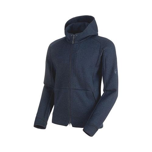 【1500円OFFクーポン】マムート MAMMUT Dyno ML Jacket Men / marine melange品番:1014-00660【送料無料】【決算感謝祭 2018/11/09 11:00~12/3 9:59】