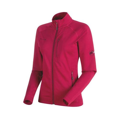 【クーポン】マムート MAMMUT EXCURSION Jacket Women / beet 品番:1014-00550【送料無料】【2019/04/26 10:00~04/30 23:59】