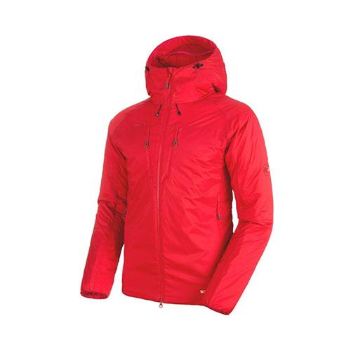 【1500円OFFクーポン】★【送料無料】マムート MAMMUT Rime IN Flex Hooded Jacket AF Men / magma品番:1013-00750【決算感謝祭 2018/11/09 11:00~12/3 9:59】