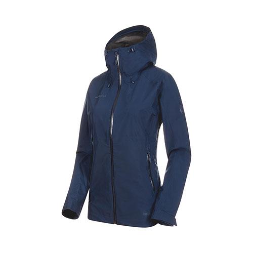 【クーポン】【送料無料】マムート MAMMUT Convey Tour HS Hooded Jacket Women / peacoat品番:1010-26022【2019/04/09 20:00~04/16 01:59】