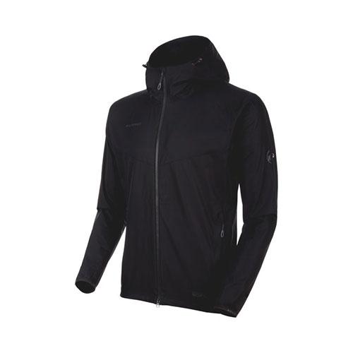 【送料無料】マムート MAMMUT GRANITE SO Hooded Jacket AF Men / black品番:1011-00321【2019/7/16 14:00~8/13 09:59まで】