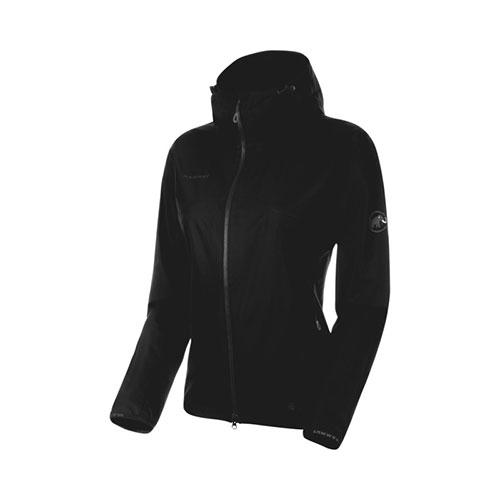 【クーポン500円OFF】マムート MAMMUT GRANITE SO Hooded Jacket AF Women / black品番:1011-00331【送料無料】【2020/5/5 00:00~5/9 19:59】