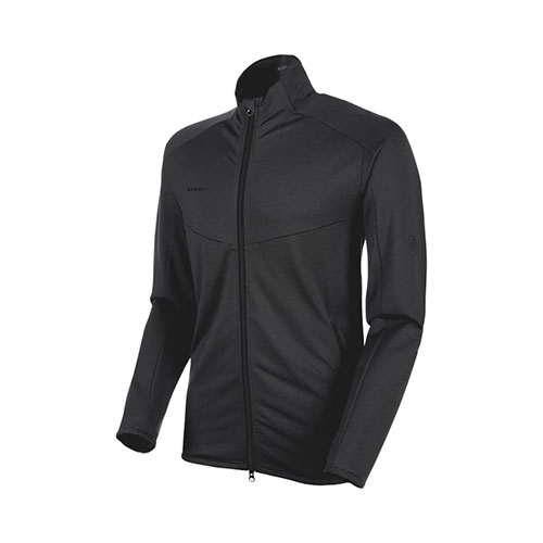 【送料無料】マムート MAMMUT Nair ML Jacket AF Men / black melange品番:1014-00541